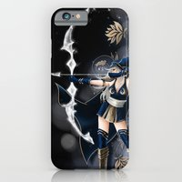 iPhone & iPod Case featuring Archère by Angy'art
