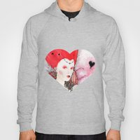 The Queen of Hearts Hoody