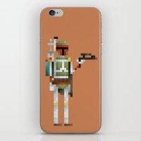 Bounty Hunter iPhone & iPod Skin