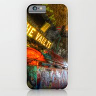 iPhone & iPod Case featuring Leake Street London Vaul… by David Pyatt