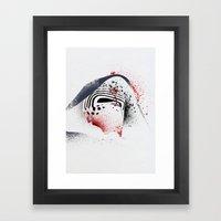 A New Leader Framed Art Print