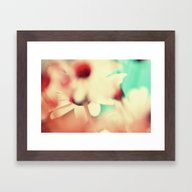 De DreamDaisy Framed Art Print