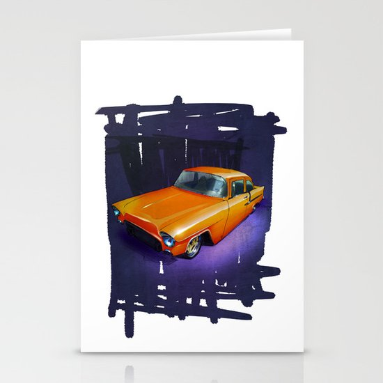 55 Gasser Stationery Card