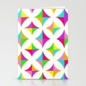 Colour Block 2 Stationery Cards