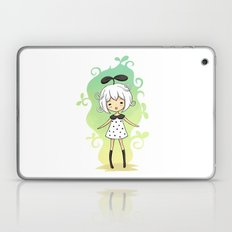 Bean Girl Laptop & iPad Skin