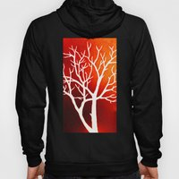 BLAZING TREES Hoody