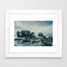 Antrim Stones Framed Art Print