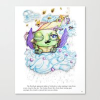 Page 41 Canvas Print