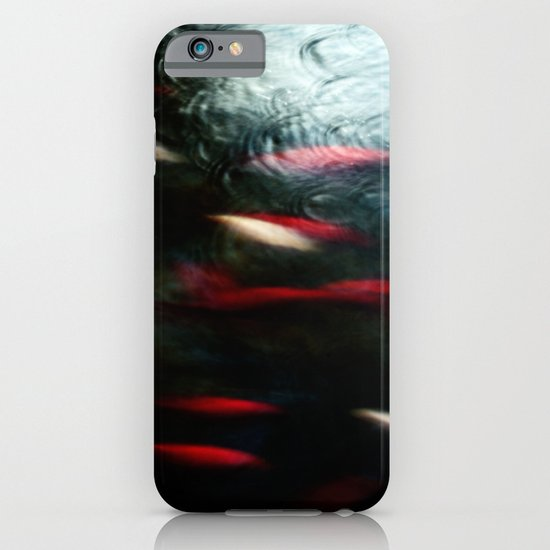 Abstract goldfish_03 iPhone & iPod Case