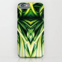 iPhone & iPod Case featuring 50 Shades of Green (3) by tiff_panda