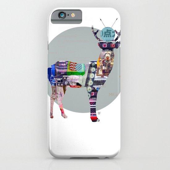 Deer Electric iPhone & iPod Case