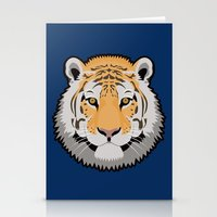 The Wild Ones: Siberian Tiger Stationery Cards
