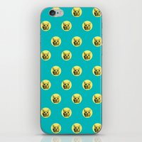 PURRFECT POLKA DOTS iPhone & iPod Skin