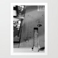 Look Closer Art Print