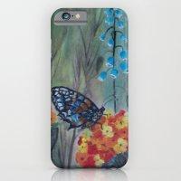 Posies Friend-Butterfly Love iPhone 6 Slim Case