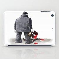 Sin iPad Case