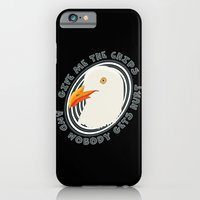 Eat like a seagull iPhone 6 Slim Case