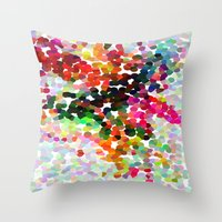 In between Days Throw Pillow