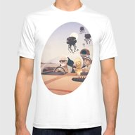 T-shirt featuring Fear And Loathing On Tat… by Anton Marrast