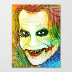 Joker New Canvas Print