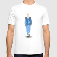 Napoléon Bonaparte X Ju… Mens Fitted Tee White SMALL