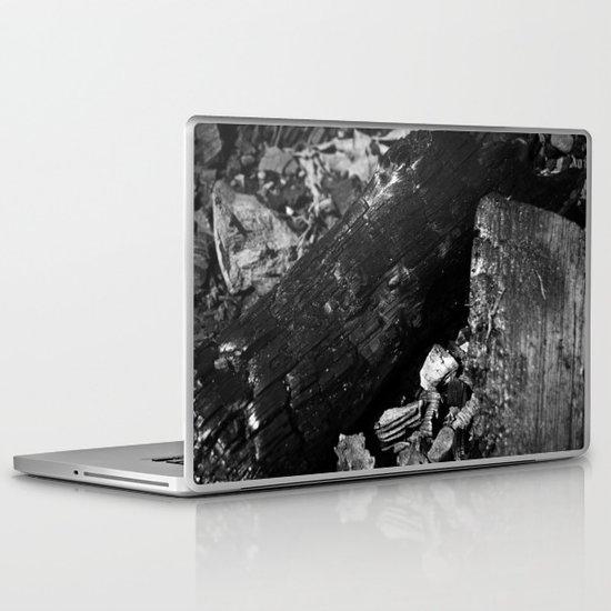 Burnt Laptop & iPad Skin