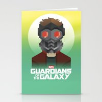 Guardians of the Galaxy - Star-Lord Stationery Cards