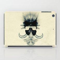 A black angel from Aksoum iPad Case