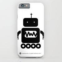 iPhone & iPod Case featuring ROBOT Number Three by Maedchenwahn