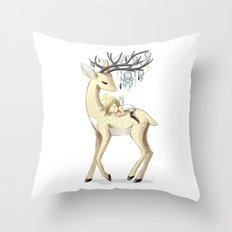 Dream Guide 2 Throw Pillow