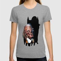 Crypt Keeper: Monster Ma… Womens Fitted Tee Tri-Grey SMALL