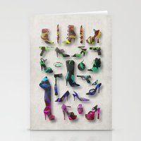Female Trouble Stationery Cards