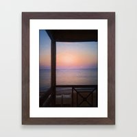 LANDSCAPE N15 Framed Art Print