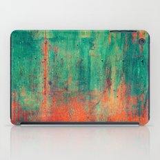 Vintage Metal iPad Case