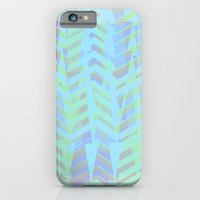 Seaside Chevron iPhone 6 Slim Case