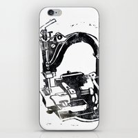 1900s Bulasky iPhone & iPod Skin