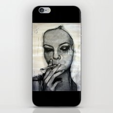 Untitled (for now) iPhone & iPod Skin