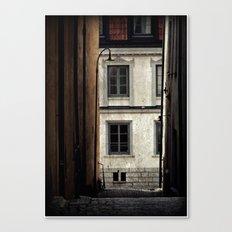 My town Canvas Print