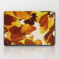 iPad Case featuring Autumn Leaves by Color And Patterns
