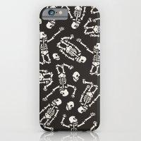 Skeletons iPhone 6 Slim Case