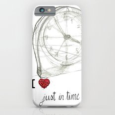 Just in time Slim Case iPhone 6s