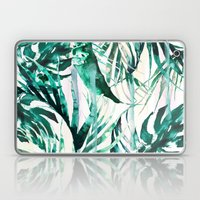 Green Tropical Paradise  Laptop & iPad Skin