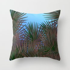 Cool In the Jungle Throw Pillow
