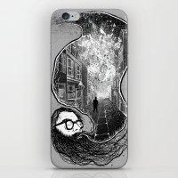 Ginsberg - Howl  iPhone & iPod Skin