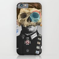 collage iPhone & iPod Cases featuring War Collage 2 by Marko Köppe
