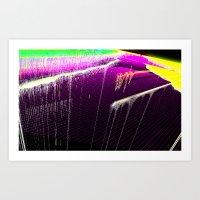 Wav3d Art Print