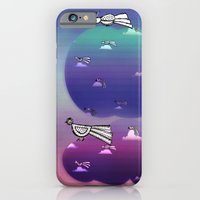 iPhone & iPod Case featuring Migration to paradise by Vanya