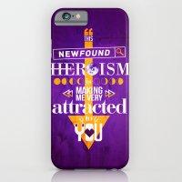 Newfound Heroism iPhone 6 Slim Case