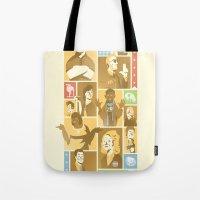 Parks & Rec Tote Bag
