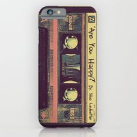 Are You Happy?  |  Cassette Tape iPhone 6 Slim Case